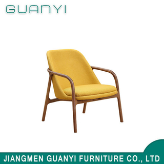 Top Quality Yellow Leisure Type Spacious Chair for Sale