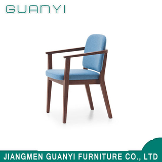 Simple Nordic Hotel Wooden Furniture Chair