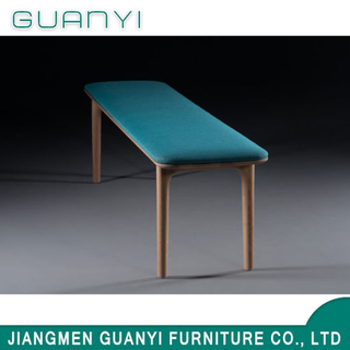 2019 Modern Wooden Furniture Leisure Lounge Bench