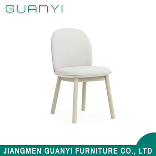 Modern Ash Wood Hotel Furniture Dining Chair