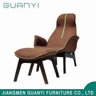 Coffee Color Wood Recliner Chair India