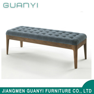 2019 Modern Wooden Furniture Bedroom Lounge Benches