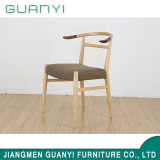 2019 Modern Wooden Restaurant Furniture Meeting Chair