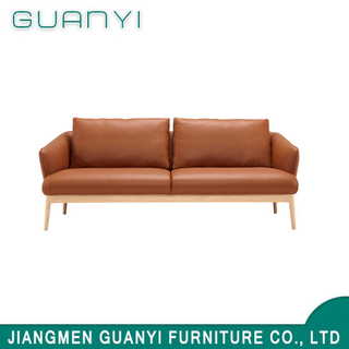 2019 Modern Wooden Furniture Two Seats House Sofa Sets