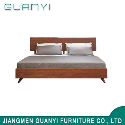 Wholesale Modern Bedroom Furniture Synthetic Leather Bed for Sal