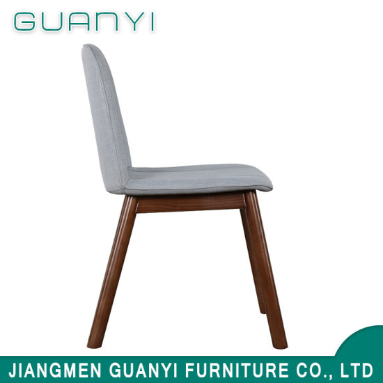2019 Modern High Back Wooden Dining Restaurant Chair