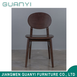 2019 New Wooden Furniture Dining Sets Restaurant Chair