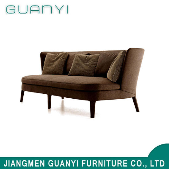 2019 High Density Hotel Living Room Single Sofa Set