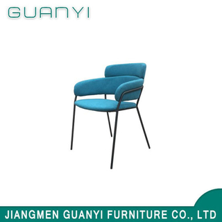 2019 Modern Metal Leisure Dining Furniture Restaurant Chair