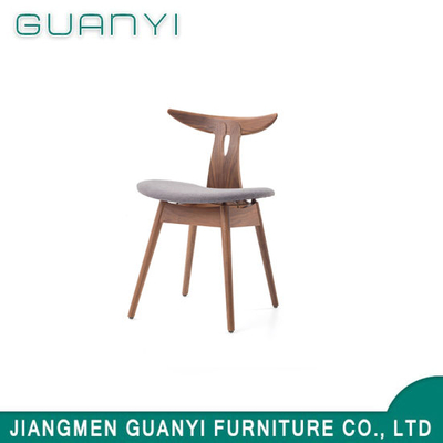 Modern Style High Back Wood Hotel Dining Chair