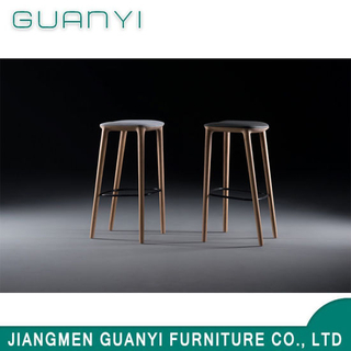 2018 Modern Wooden Furniture Restaurant Bar Stool
