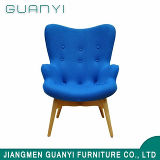 Upholstered Butten Tufted Lounge Chair, Leisure Chair of Modern Style