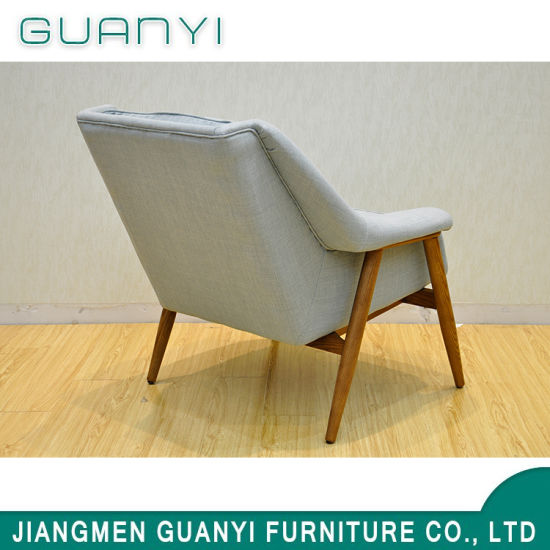 2019 Modern Wooden Furniture Leisure Living Room Chair