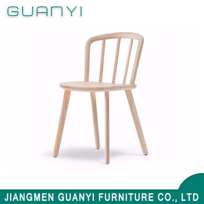 2018 Roma New Design Ash Wood Furniture Dining Restaurant Chair
