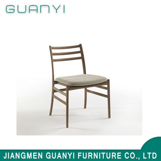 China Professional Manufacturer Fabric Cushion Dining Chair