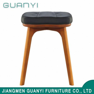 Hot Stool with Leather Seat