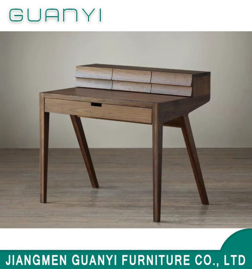 Fashion Adult Wooden Furniture Office Writing Table Study Desk