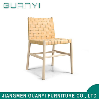 Unique New Design Weaving Home Furniture Dining Chair