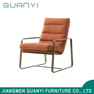 Modern Metal Living Furniture Armchair