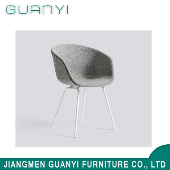 Modern Style Injection Foam Cushion Dining Chair