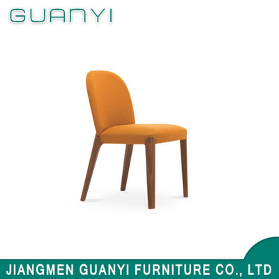 2019 Modern New Design Soft Wooden Hotel Chair Home Use Chair
