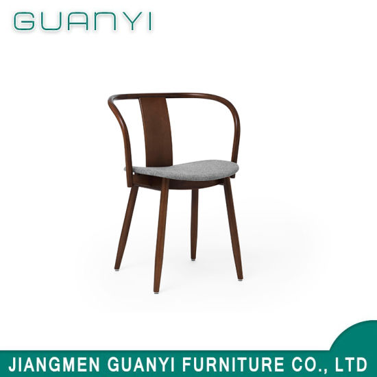 2018 Modern New Style Wooden Hotel Restaurant Dining Chair
